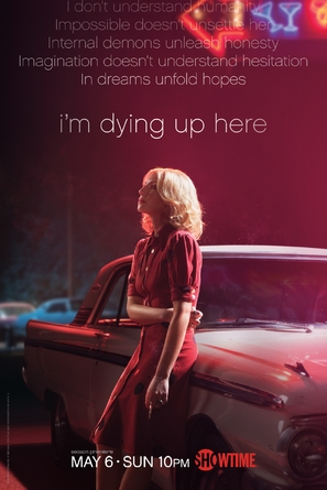 """""""I'm Dying Up Here"""" - Movie Poster (thumbnail)"""