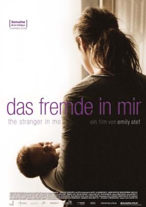 Das Fremde in mir - German Movie Poster (thumbnail)