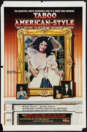 Taboo American Style: A Mini-Series Part 3