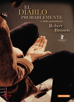 Diable probablement, Le - Spanish Movie Poster (thumbnail)