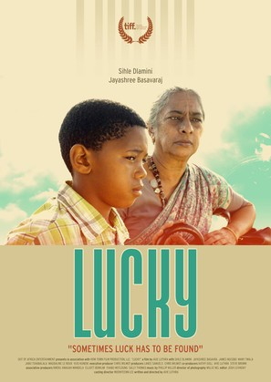 Lucky - South African Movie Poster (thumbnail)