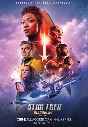 """Star Trek: Discovery"" - Movie Poster (thumbnail)"