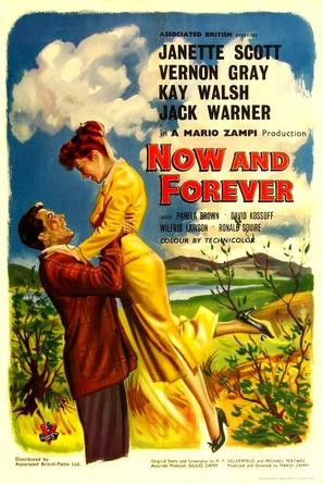 Now and Forever - British Movie Poster (thumbnail)