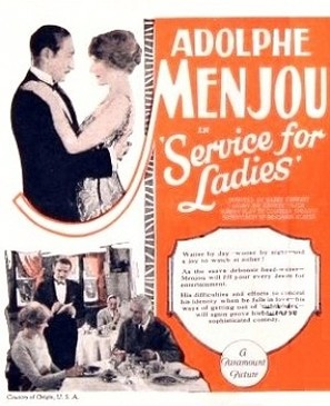 Service for Ladies - Movie Poster (thumbnail)