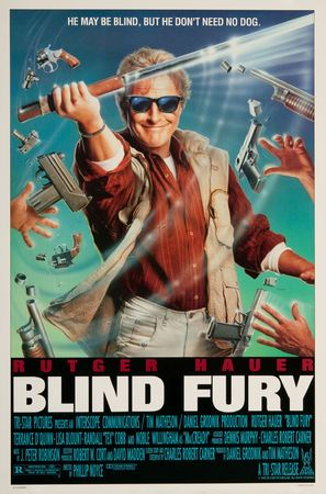 Blind Fury - Movie Poster (thumbnail)