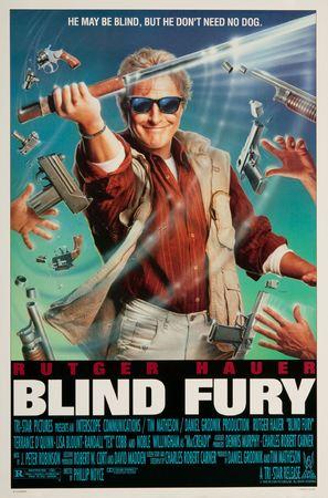 Blind Fury - Movie Poster (thumbnail)