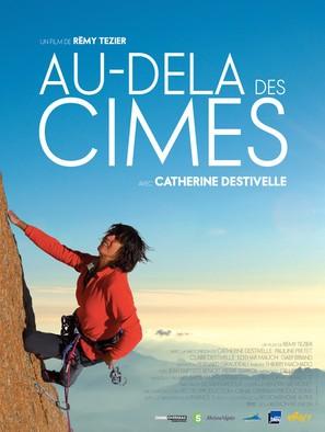 Au-delà des cîmes - French Movie Poster (thumbnail)