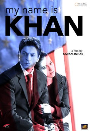 My Name Is Khan - Indian Movie Poster (thumbnail)