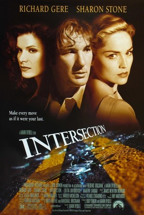 Intersection - Movie Poster (thumbnail)