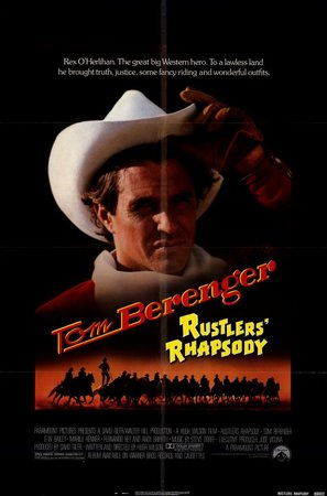 Rustlers' Rhapsody - Movie Poster (thumbnail)