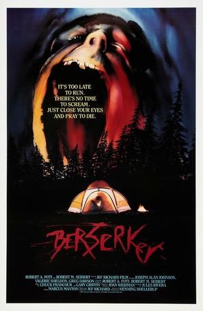 Berserker - Movie Poster (thumbnail)