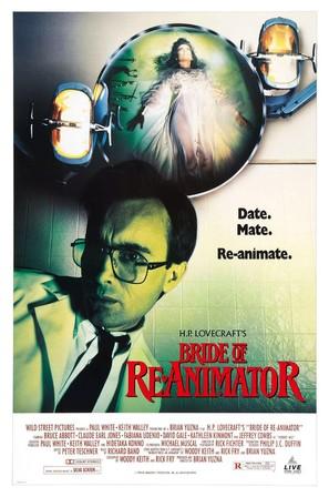 Bride of Re-Animator - Movie Poster (thumbnail)