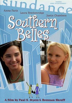 Southern Belles - DVD cover (thumbnail)
