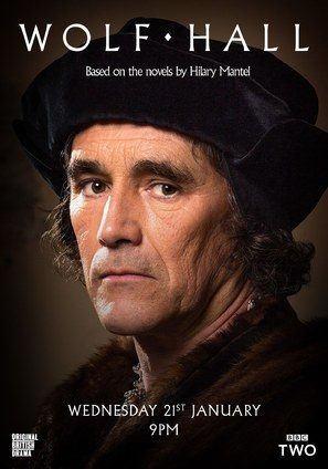 Wolf Hall - British Movie Poster (thumbnail)