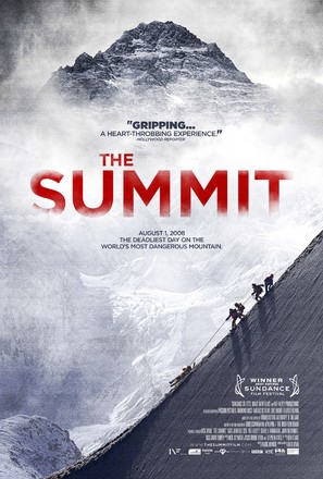 The Summit - Theatrical poster (thumbnail)