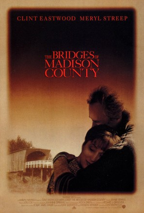The Bridges Of Madison County - Movie Poster (thumbnail)