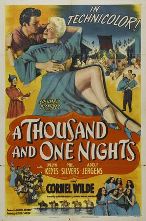 A Thousand and One Nights - Movie Poster (thumbnail)