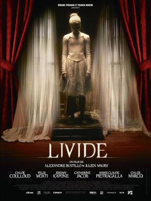 Livide - French Movie Poster (thumbnail)