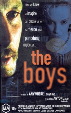 The Boys - Australian Movie Cover (thumbnail)