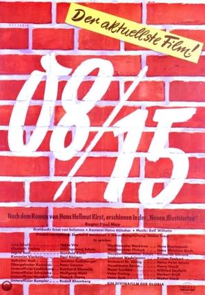 08/15 - German Movie Poster (thumbnail)