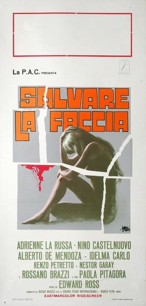 Salvare la faccia - Italian Movie Poster (thumbnail)