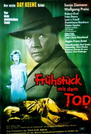 Frühstück mit dem Tod - German Movie Poster (thumbnail)