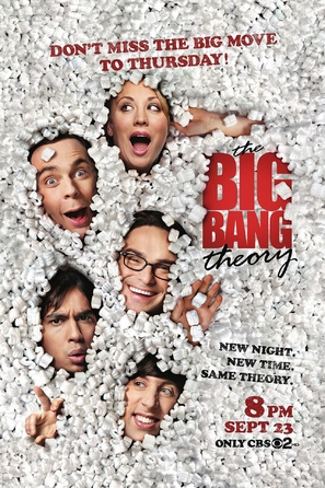 """The Big Bang Theory"" - Movie Poster (thumbnail)"