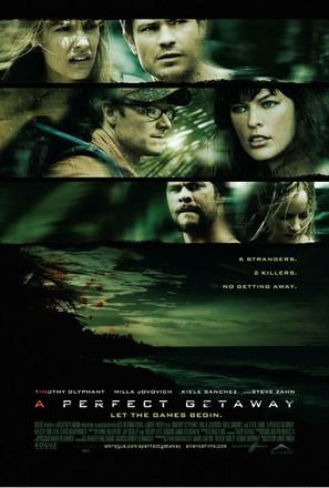 A Perfect Getaway - Movie Poster (thumbnail)