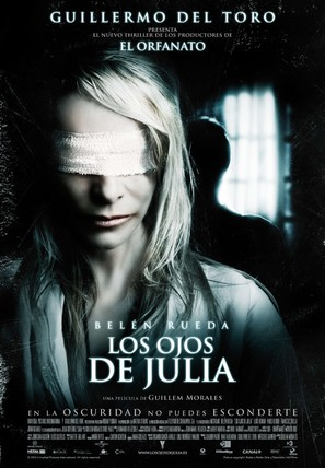 Los ojos de Julia - Spanish Movie Poster (thumbnail)