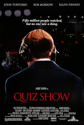 Quiz Show - Movie Poster (thumbnail)