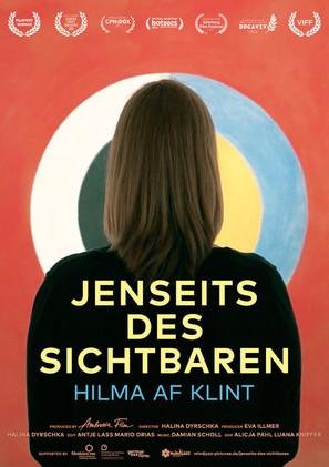 Beyond the Visible - Hilma af Klint - German Movie Poster (thumbnail)