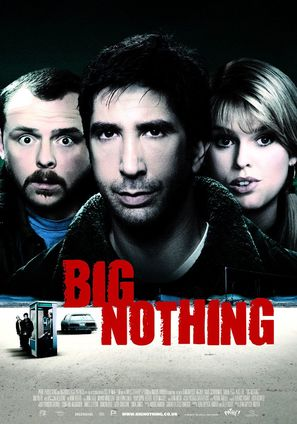 Big Nothing - British Movie Poster (thumbnail)