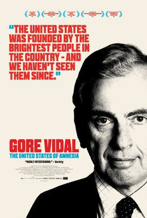 Gore Vidal: The United States of Amnesia - Movie Poster (thumbnail)