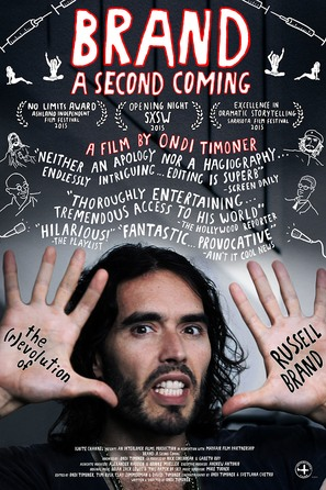 Brand: A Second Coming - Movie Poster (thumbnail)