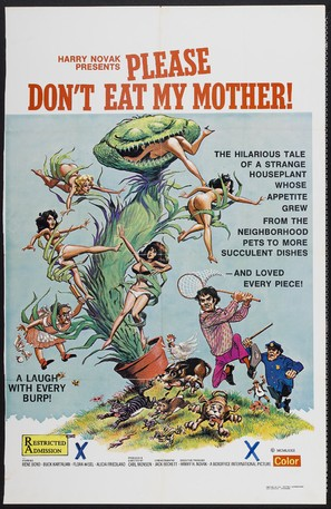 Please Don't Eat My Mother - Movie Poster (thumbnail)