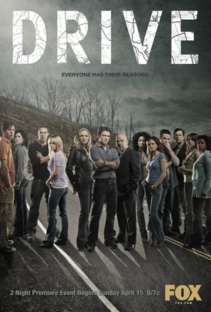 """Drive"" - Movie Poster (thumbnail)"