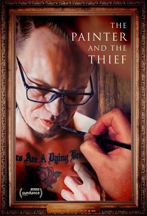 The Painter and the Thief - Movie Poster (thumbnail)