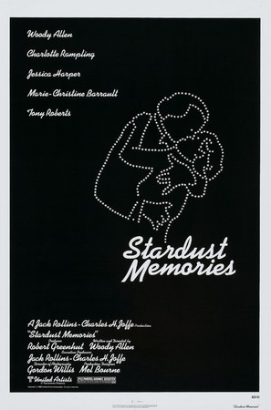 Stardust Memories - Theatrical movie poster (thumbnail)