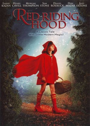 Red Riding Hood - DVD movie cover (thumbnail)
