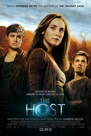 The Host - Movie Poster (thumbnail)