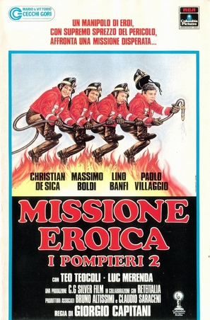 Missione eroica. I pompieri 2