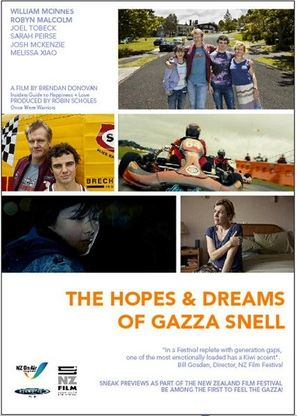 The Hopes & Dreams of Gazza Snell - Movie Poster (thumbnail)