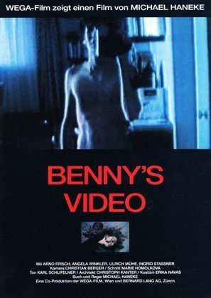 Benny's Video - Austrian Movie Poster (thumbnail)