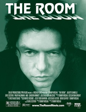 The Room - Movie Poster (thumbnail)