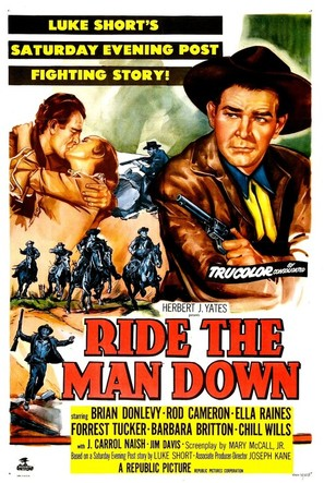 Ride the Man Down - Movie Poster (thumbnail)