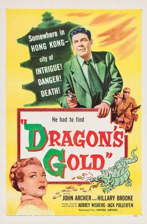 Dragon's Gold - Movie Poster (thumbnail)