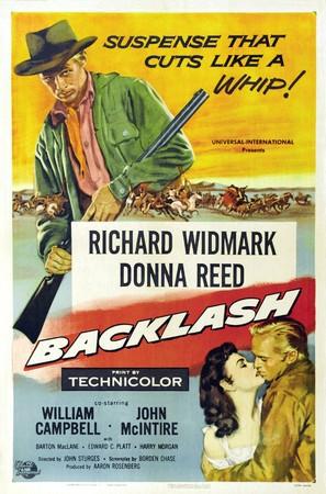 Backlash - Movie Poster (thumbnail)