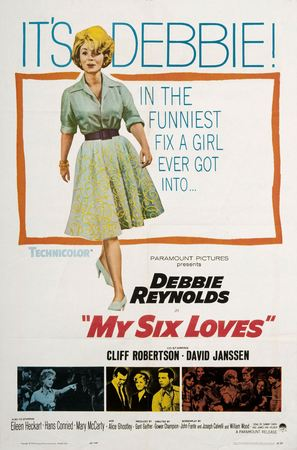 My Six Loves - Movie Poster (thumbnail)