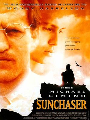 The Sunchaser - French Movie Poster (thumbnail)