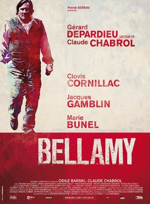 Bellamy - French Movie Poster (thumbnail)